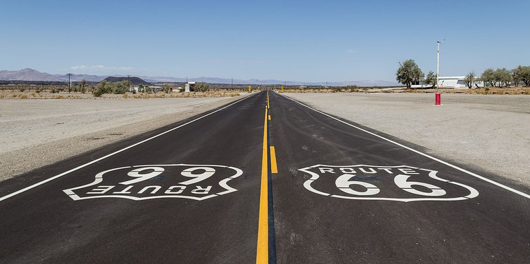 Route 66 | © Dietmar Rabich/Wikimedia Commons