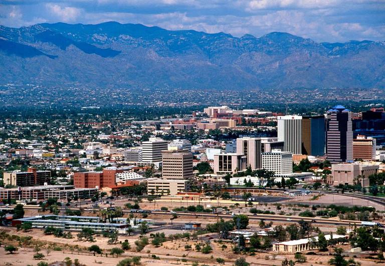 Tucson | © Howcheng/WikiCommons