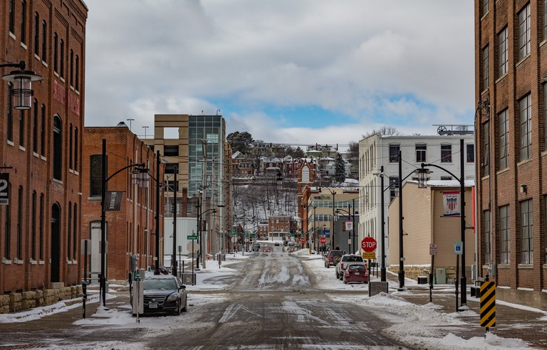Millwork District - Downtown Dubuque, Iowa   ©Tony Webster/Flickr