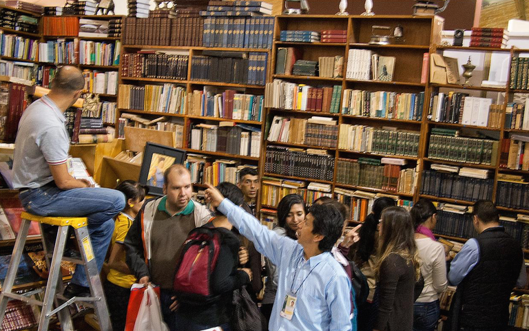FILBA is a forum for literature and discussion © Juan Carlos Pachón / Flickr