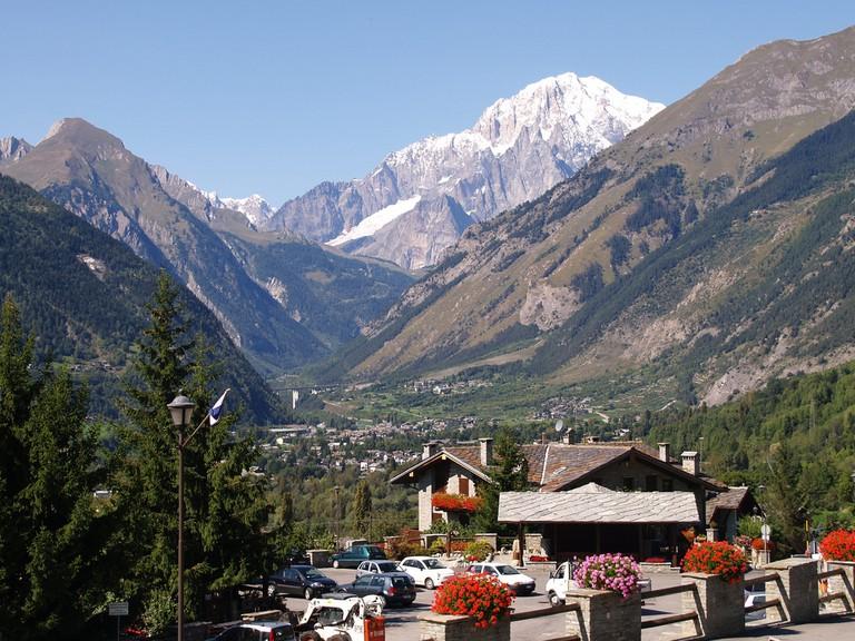 Mont Blanc © Janebelindasmith / Flickr