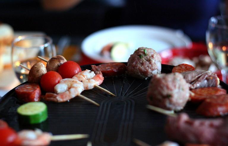 Raclette © Jules Morgan / Flickr