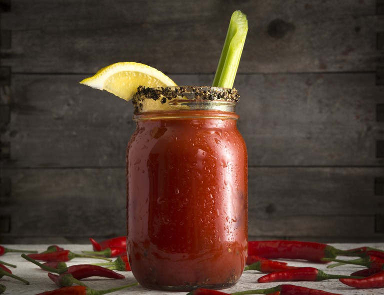 F.I.S.H Restaurant and Bar - Known for its Bloody Mary's © Jeff Wasserman / Shutterstock