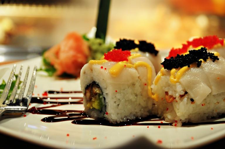 Sushi  © SubtlePanda/Flickr