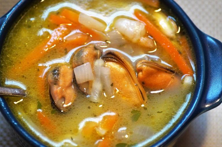 Fisherman's Soup (Halászlé)