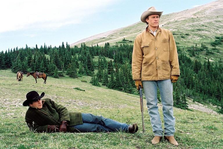 Brokeback Mountain, Jake Gyllenhaal, Heath Ledger