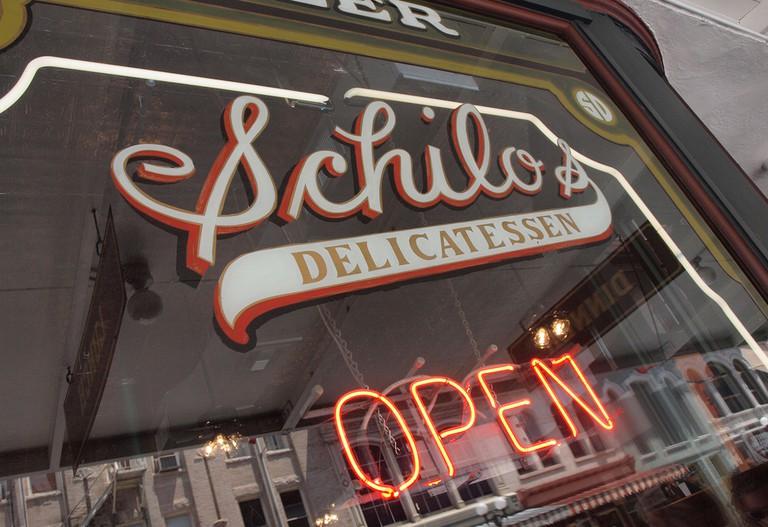 Schilo's Window