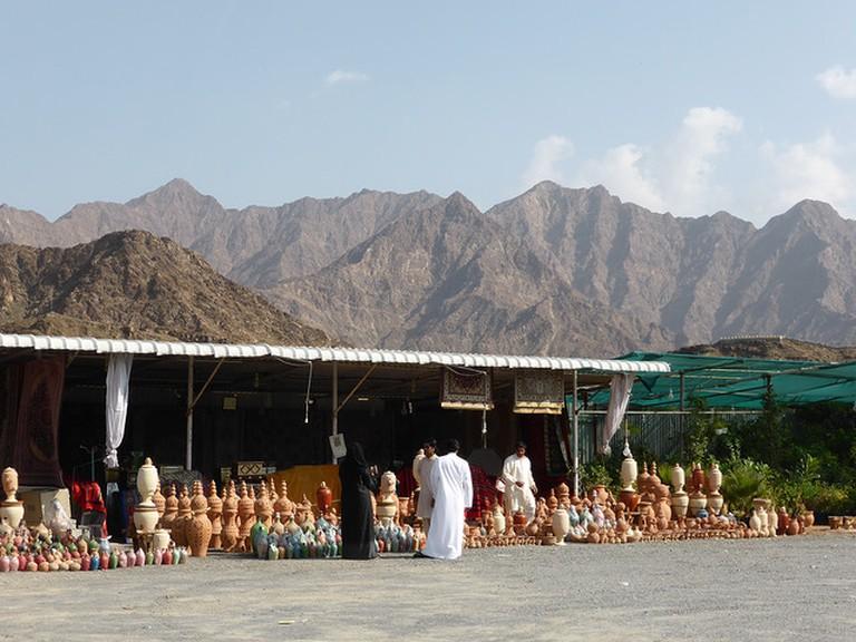 Dubai, Masafi Market