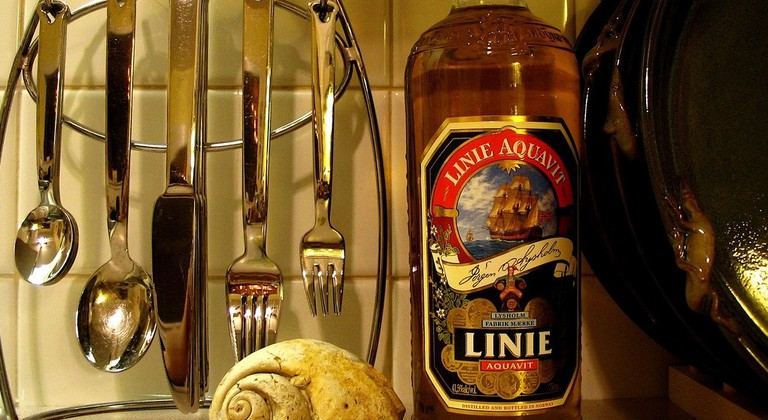Linie Aquavit © Bruce Turner/Flickr
