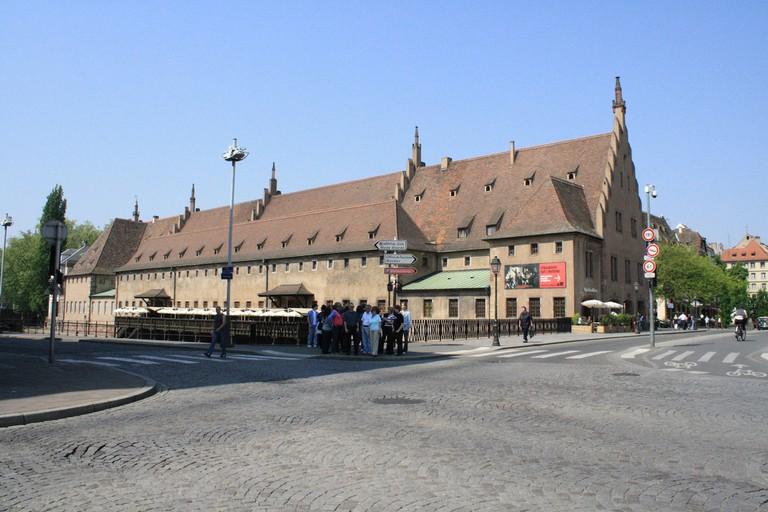 L'Ancienne Douane, Strasbourg © Robert Cutts