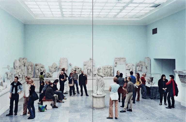 Thomas Struth – Pergamon Museum IV, Berlin