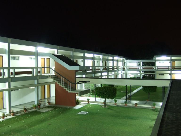 IlT Kanpur Visitors Hostel/