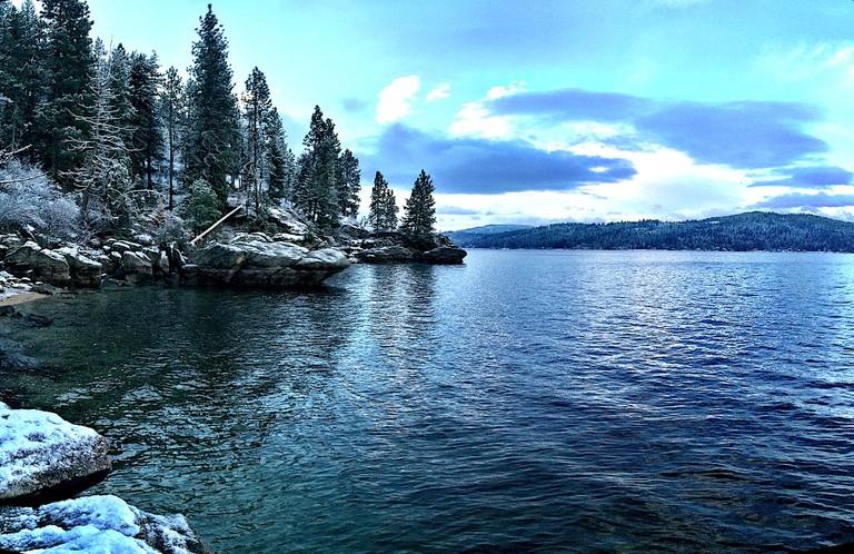 Lake Coeur d'Alene, Idaho | © D.Taylor in Idaho/Flickr