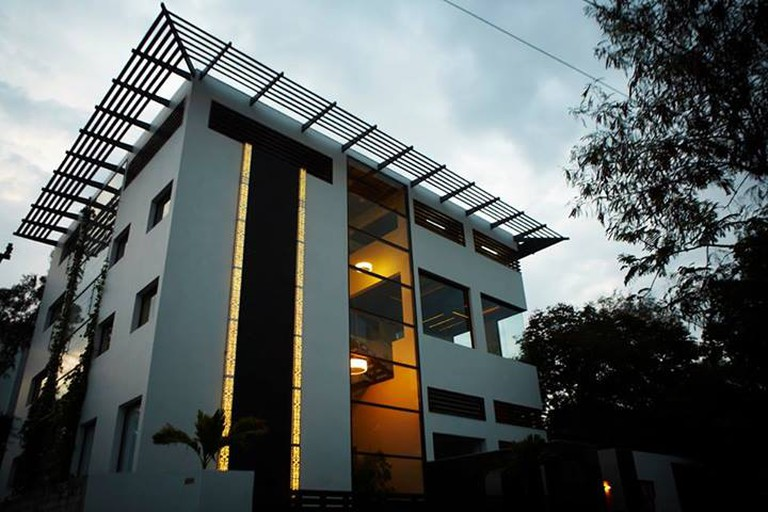 GBC LEED Platinum Rated Building designed by Sheila Sri Prakash/