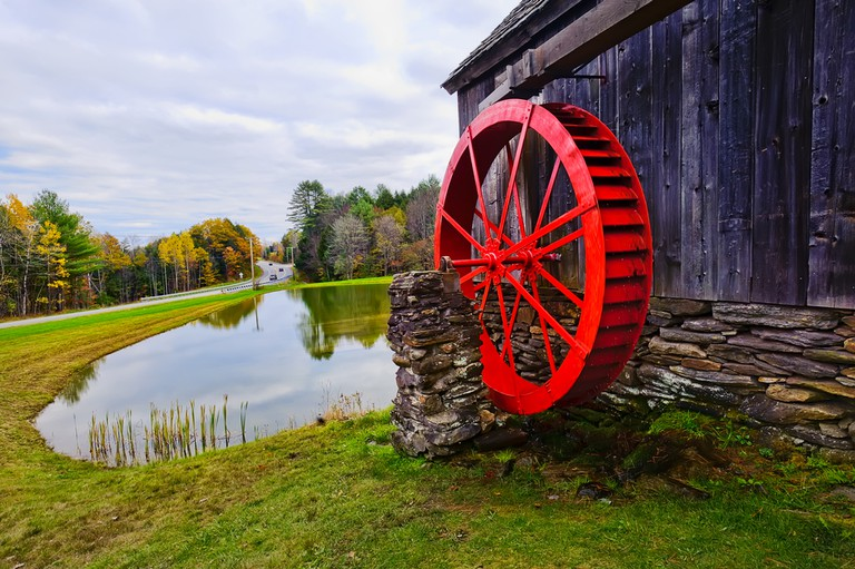 The 10 Most Beautiful Towns In Vermont Usa