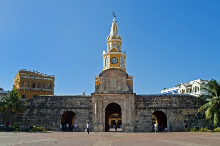 The Torre del Reloj