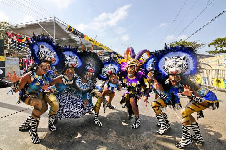Barranquilla Carnival  © Ignacio Ramírez Torrado / Flickr