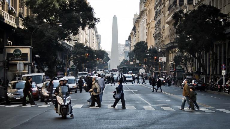 Buenos Aires,   © Hernán Piñera / Flickr