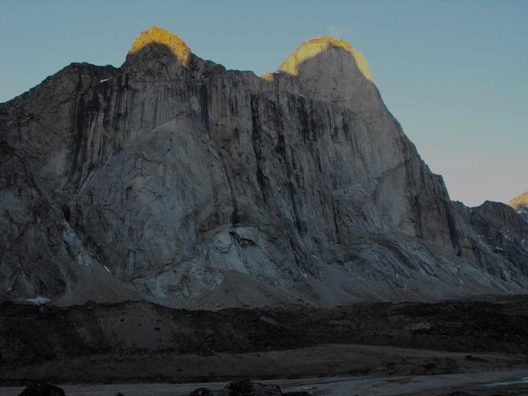 Mount Thor, Auyuittuq National Park, Canada