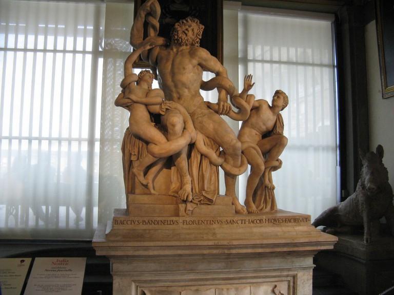Baccio Bandinelli, 'Laocoön and his Sons'