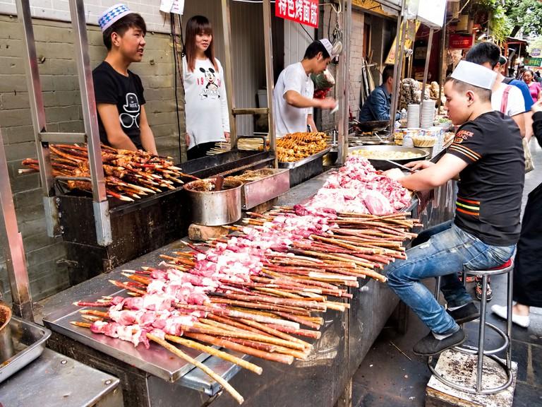 Chinese Kebabs   ©Dan Lundberg/Flickr
