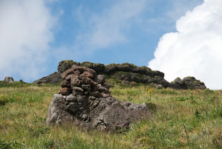 Jeju excursion on Mount Halla