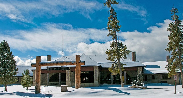 West Yellowstone, Montana @ Ron Reiring/Flickr