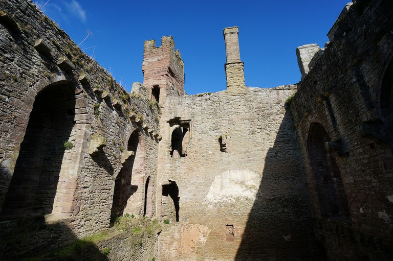 Ludlow Castle   ©Andrew Smith/Flickr