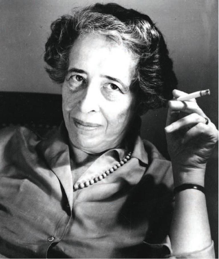 Hannah Arendt © Ryohei Noda/Flickr