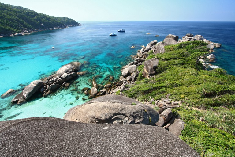 Similan National Park Phuket