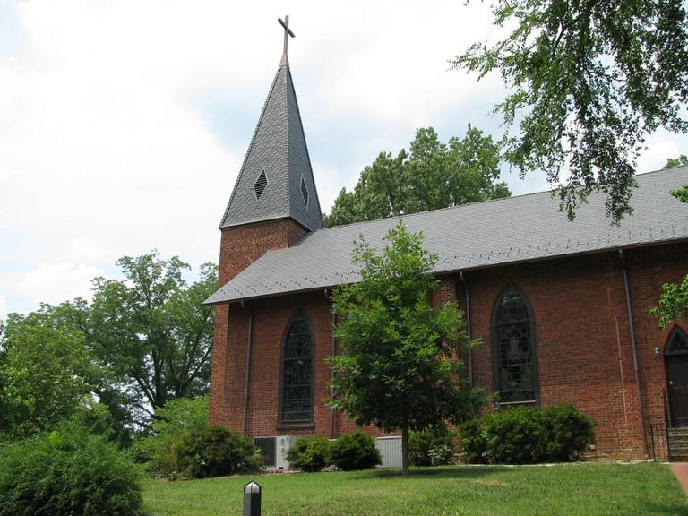 St Matthews Episcopal Church, Hillsborough © The Alliance for Historic Hillsborough/Flickr
