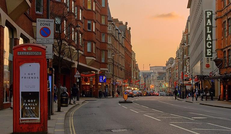 London | © Pedro Szekely/Flickr