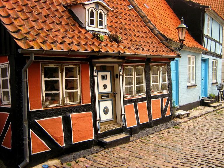 Æroskøbing, Denmark |© Bjørn Giesenbauer/Flickr