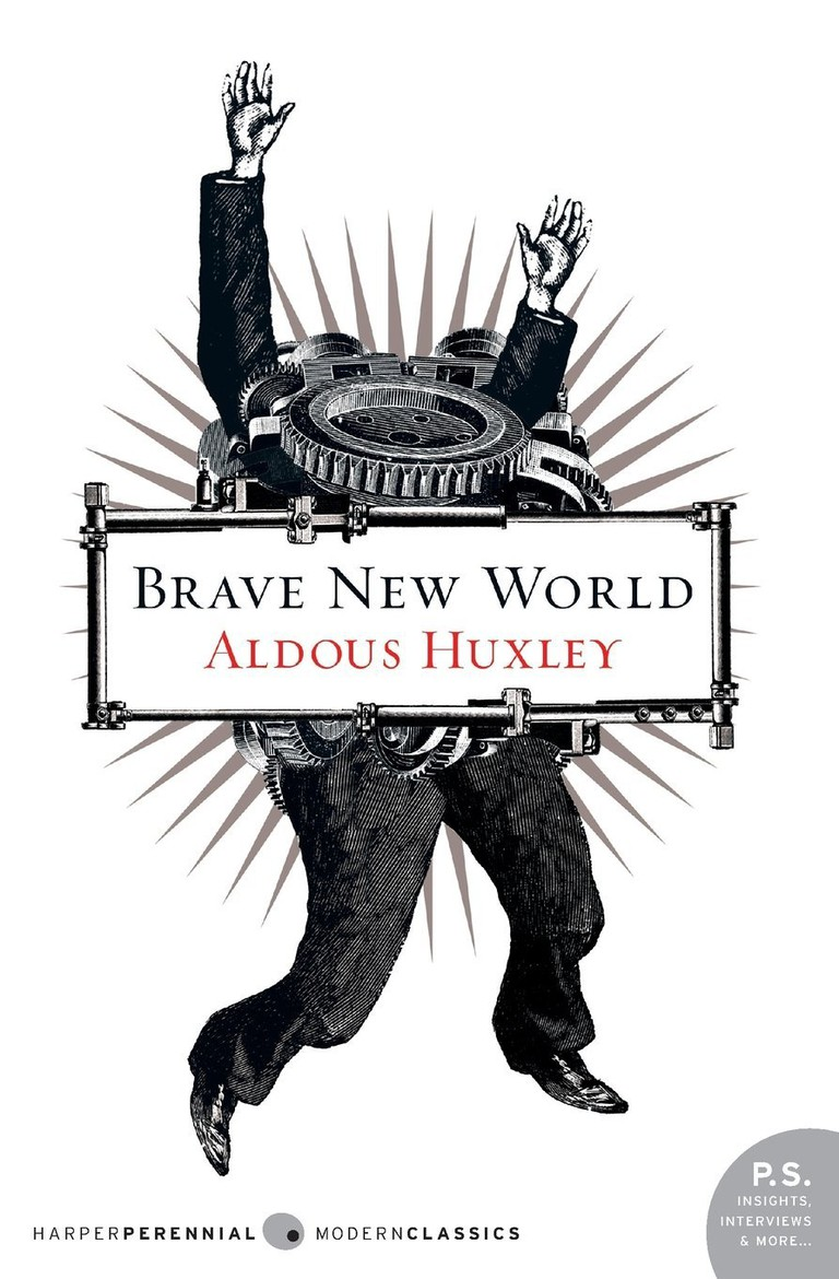 Aldous Huxley: 'Brave New World' | Image Courtesy of Harper Perennial