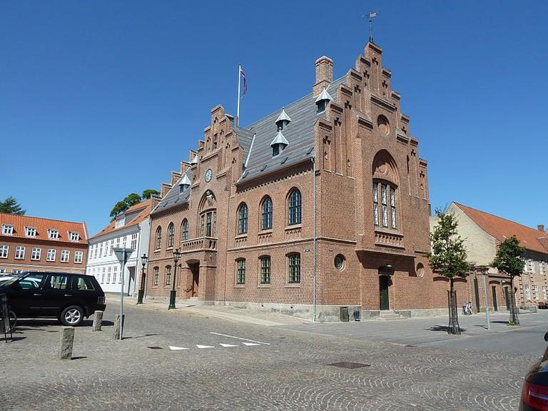 Sorø House, Denmark |© Ramblersen/WikiMedia Commons