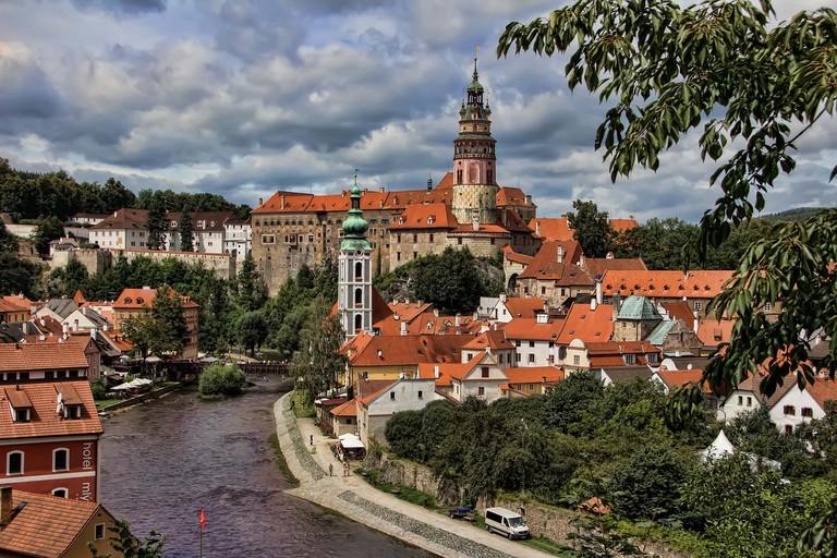 Český Krumlov, Czech Republic © Pixabay