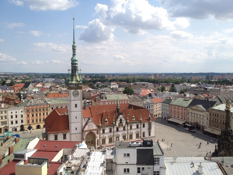 Olomouc, Czech Republic © Pixabay
