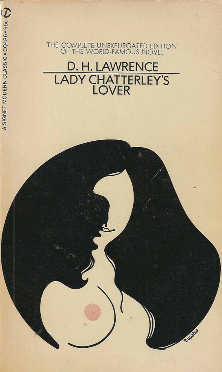 D. H. Lawrence: 'Lady Chatterley's Lover' | Image Courtesy of Signet Modern Classics