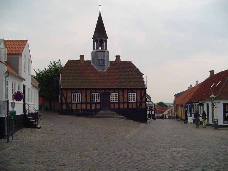 Ebeltoft Town House