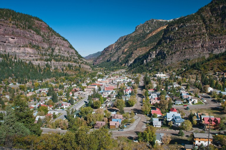 Ouray the Switzerland of USA