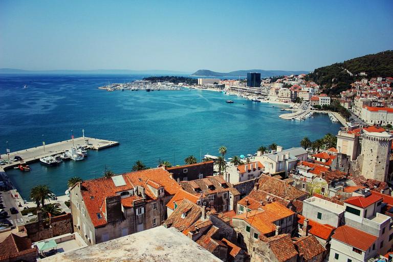 Split, Croatia © Pixabay