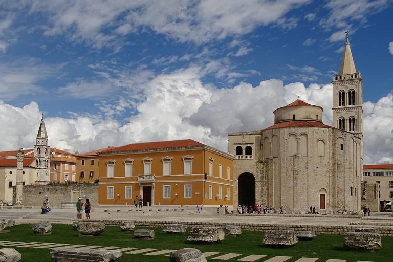 St Donatus, Zadar, Croatia © Pixabay