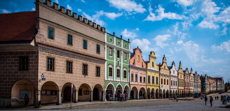 Telč, Czech Republic © Pixabay