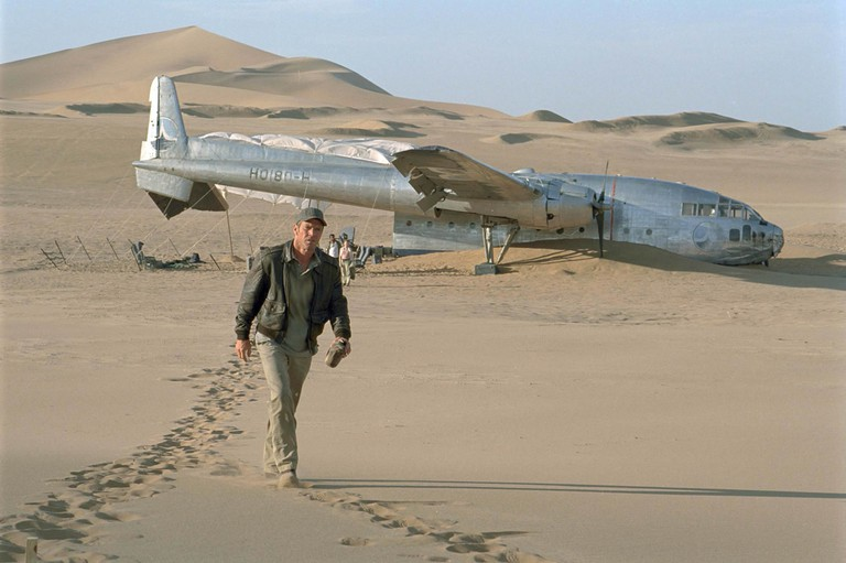 Dennis Quaid in Flight of the Phoenix (2004)