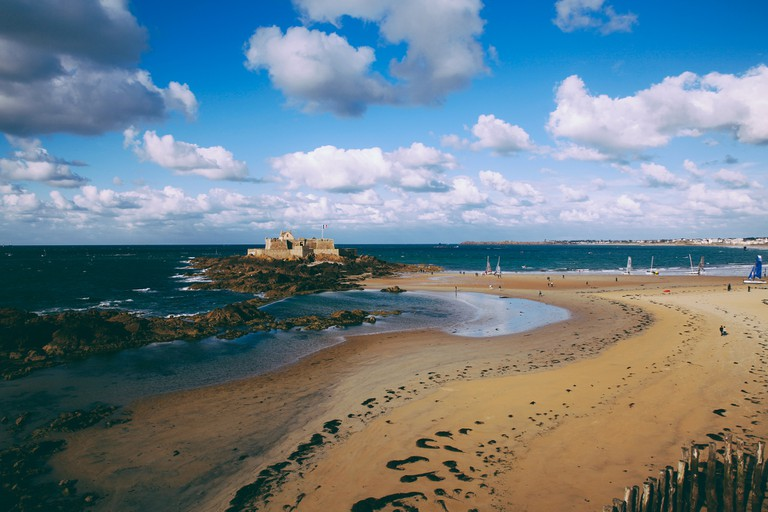 Saint Malo, Brittany