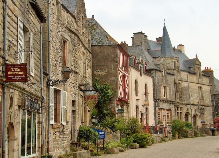 Rochefort-en-Terre, Brittany