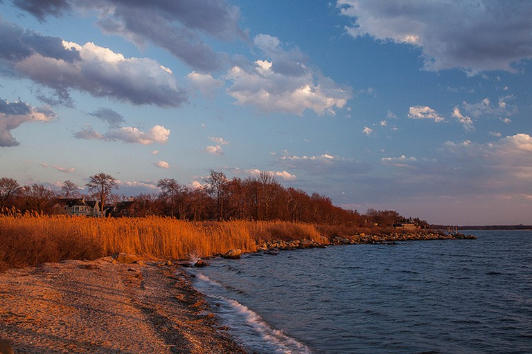 Shoreline, Bristol, Rhode Island