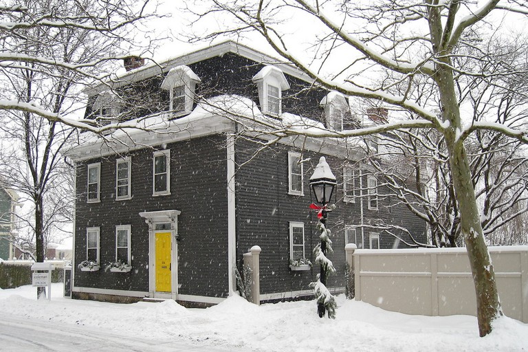 House Providence Rhode Island