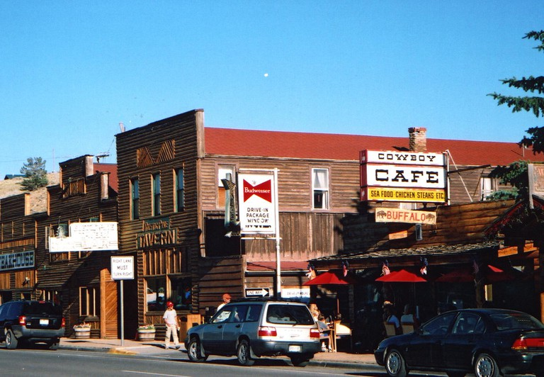 Cowboy Cafe, Dubois, Wyoming