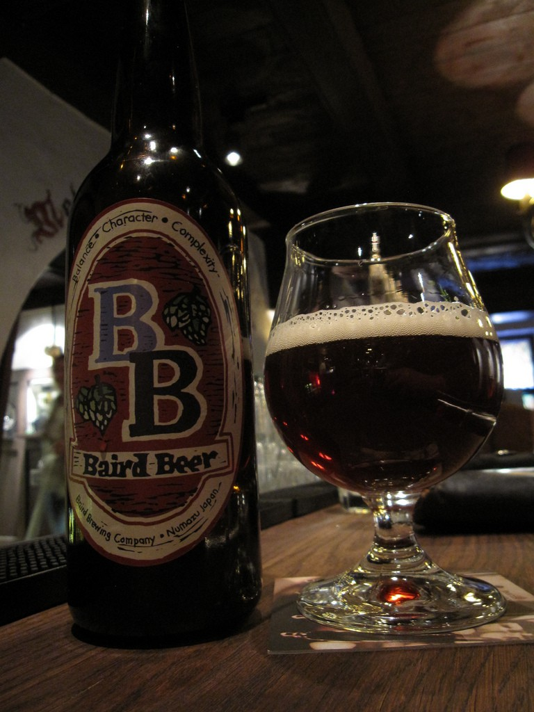Baird Brewing Company, Dark Wheat Ale